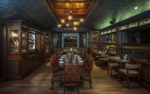 Darren Clarke's Tavern in South Carolina by the Irish Pub Company and McNally Design